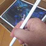 【消しゴムタップ無念】Apple Pencil2 のグリップは、これしかないかも?【追記あり】